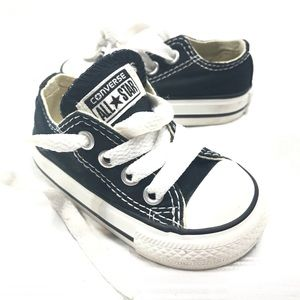 🔥3 for $45🔥 Converse Size 2 baby shoes